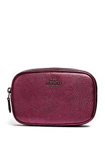 COACH Metallic Belt Bag