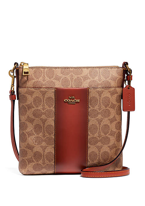 COACH Kitt Signature Crossbody