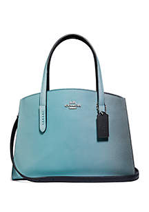 COACH Charlie 28 Ombre Carryall