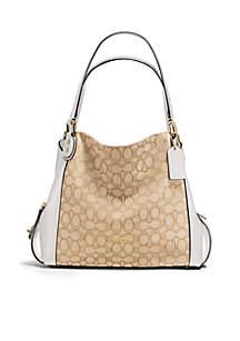 ... COACH Edie Shoulder Bag 31 bdd8a8c20f811