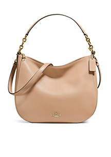 CHELSEA HOBO 32 IN POLISHED PEBBLE LEATHER