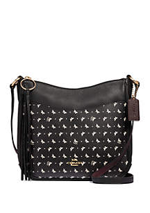 COACH Chaise Butterfly Print Crossbody