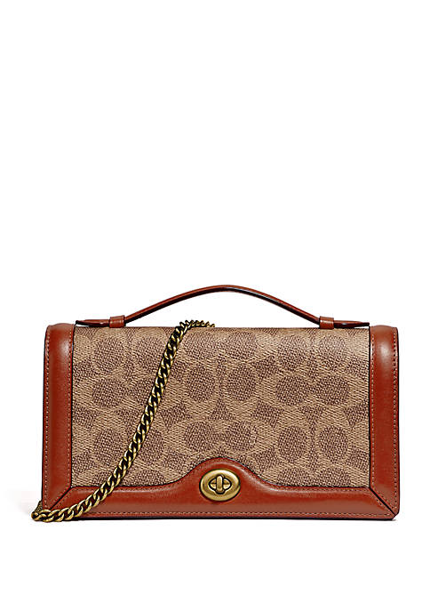 COACH Riley Chain Crossbody Bag