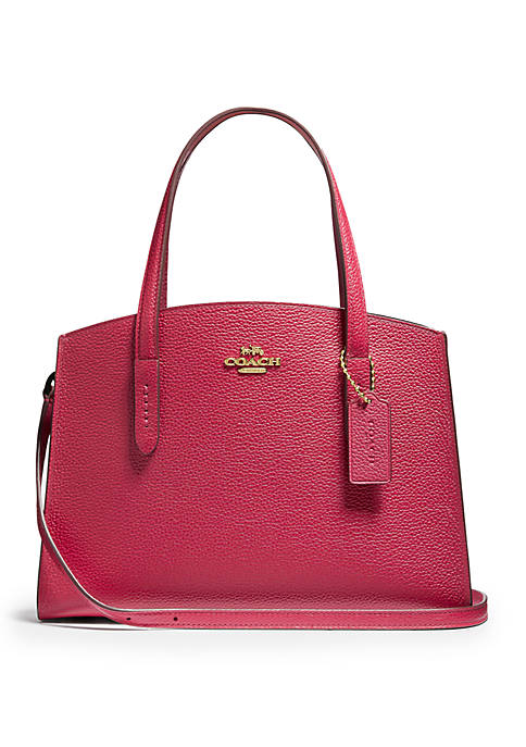 COACH Charlie 28 Carryall Satchel