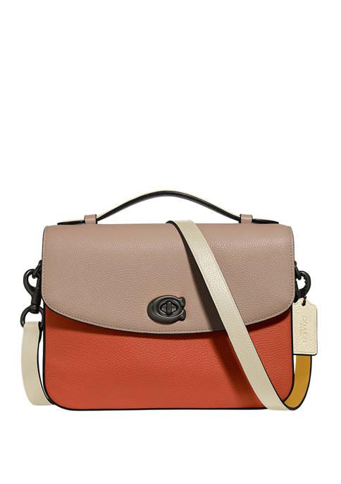 COACH Cassie Color Block Crossbody Bag