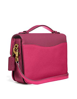 42abea27 COACH Cassie Color Block Crossbody Bag COACH Cassie Color Block Crossbody  Bag ...