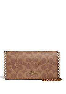 COACH Signature Convertible Belt Bag