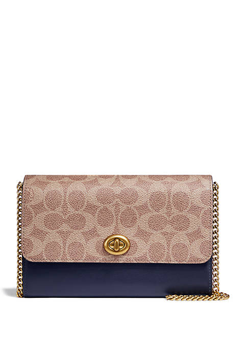 COACH Marlow Turnlock Crossbody Bag