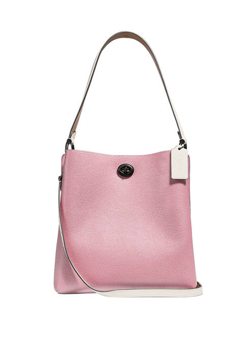 COACH Charlie Bucket Bag in Color Block