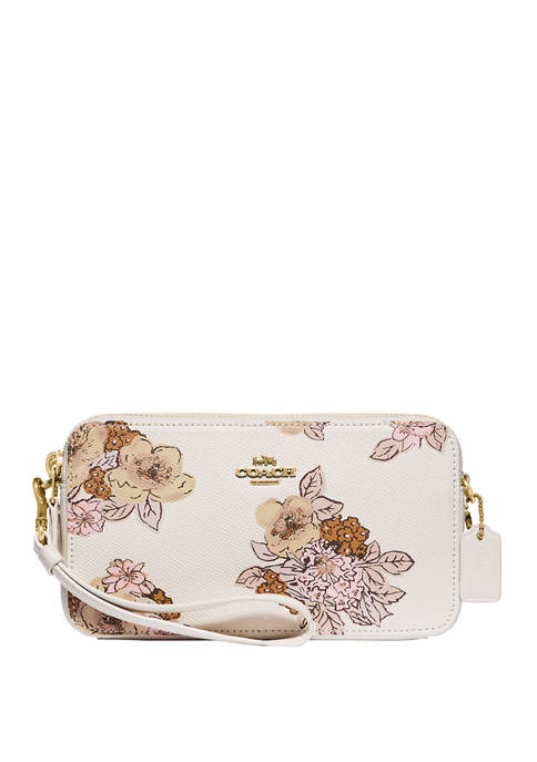 COACH Kira Crossbody with Floral Bouquet Print