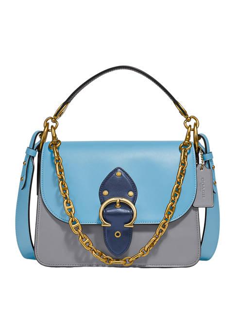 COACH Beat Shoulder Bag in Color Block