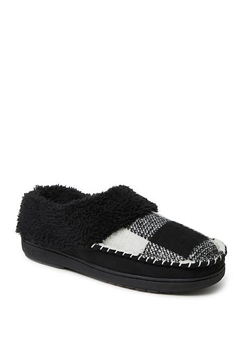 Dearfoams® Moc Toe Clog Slippers