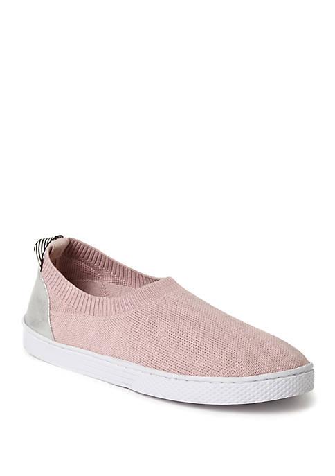 Dearfoams® FreshFeel Knit Slip On Sneakers