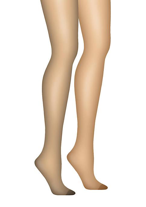 Absolute Ultra Sheer Plus Control Top Pantyhose