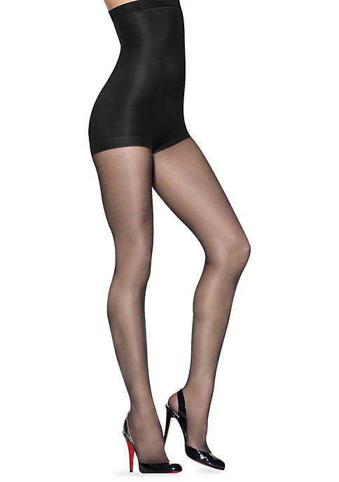Hanes® Silk Reflections High Waist Control Top Pantyhose