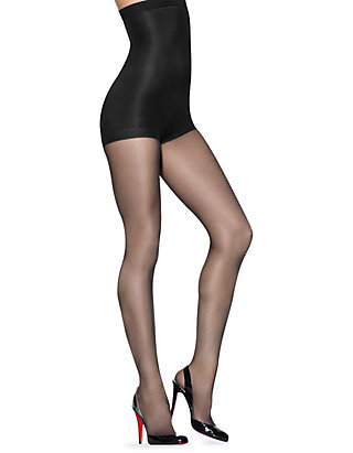 82288a080ae Hanes® Silk Reflections High Waist Control Top Pantyhose | belk
