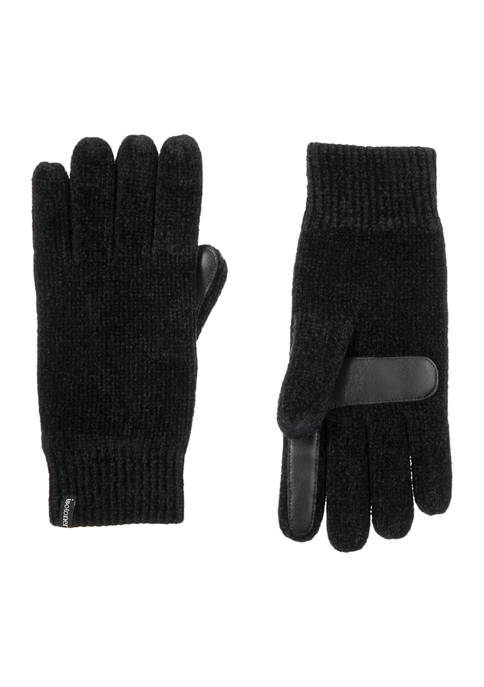 Totes Isotoner Women's Chenille Gloves
