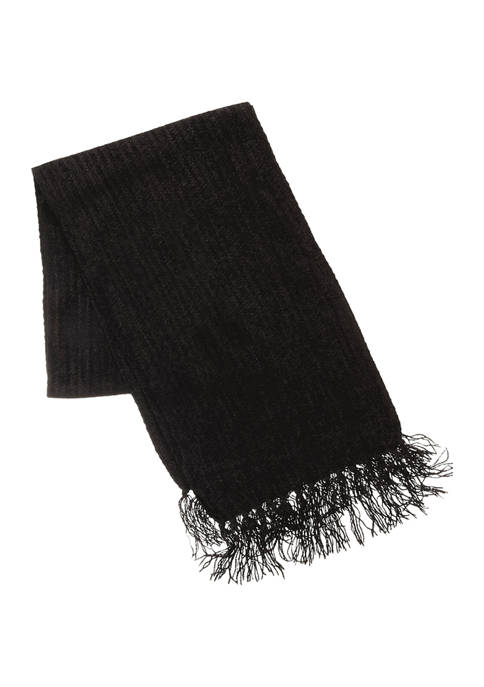 Totes Isotoner Chenille Scarf