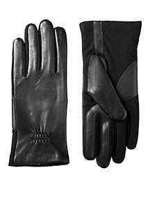 Smart-Touch Stretch Leather