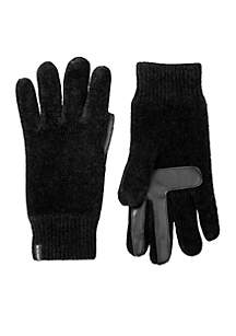 Women\u2019s Chenille Touchscreen Gloves