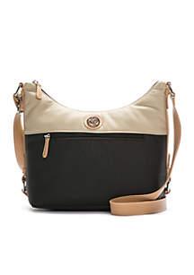 Horizon Colorblock Shoulder Bag