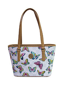 Kim Rogers® Butterfly Tote
