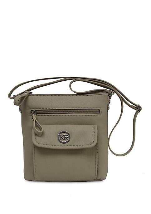Kim Rogers® Waxy Pebble East Village Minibag