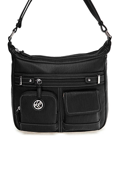 Kim Rogers® Portofino Double Entry Shoulder bag