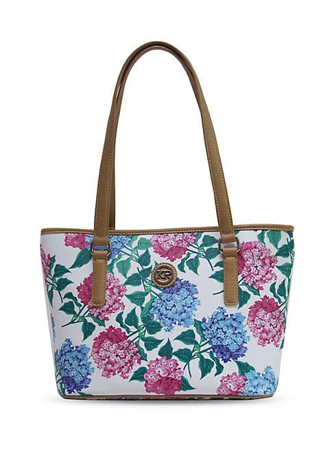 Kim Rogers® Saffiano Tote Bag