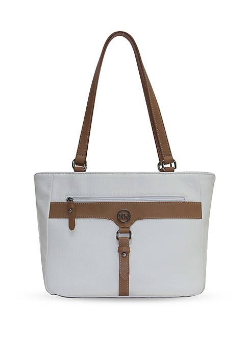 Kim Rogers® Buckle Tote Bag