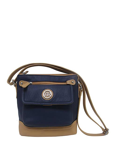 Kim Rogers® Romano Crossbody Bag