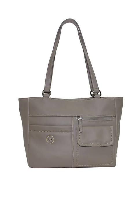 Smooth Lady Organizer Tote Bag