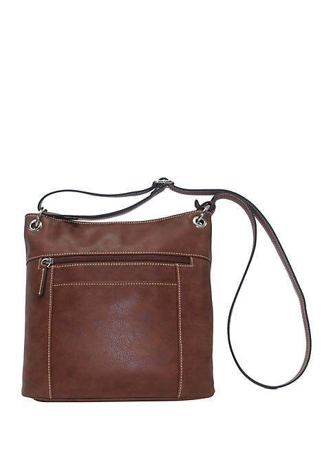 Rustic Crossbody Bag