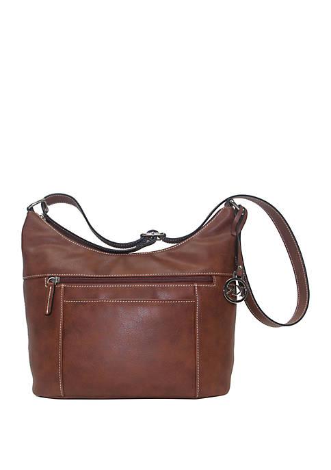 Rustic Crobo Hobo Bag