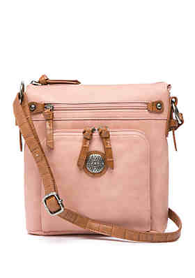 82ba92fb7d Bueno Mixed Media Crossbody ...