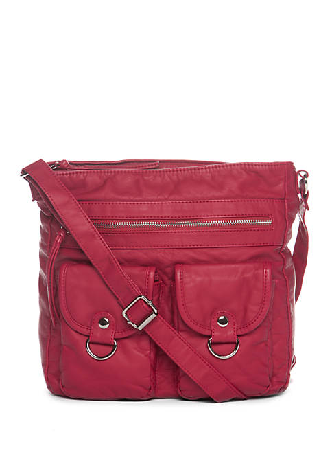 Bueno Smooth Washed Crossbody