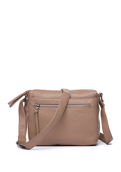 Bueno Nouveau Pebble Washed Mini Crossbody