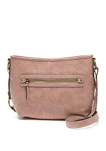 7ea8ad94de Bueno Top Zip Mini Crossbody · Bueno Embossed Crossbody