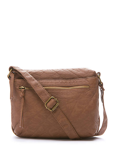 Bueno Elephant Washed Mini Crossbody