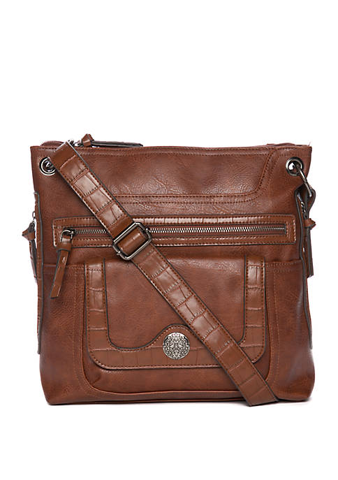 Large Pocket Crossbody