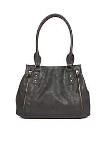 Vegan Faux Leather Handbag