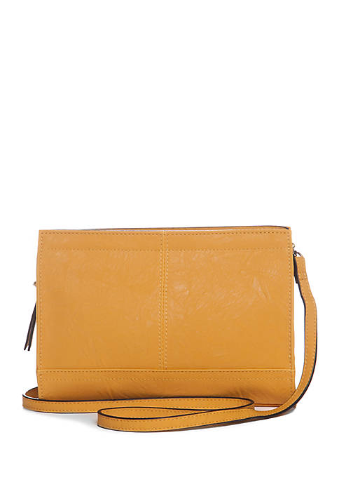 Bueno Top Zip Crossbody