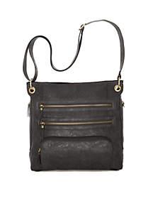 Veg Tan Crossbody Bag