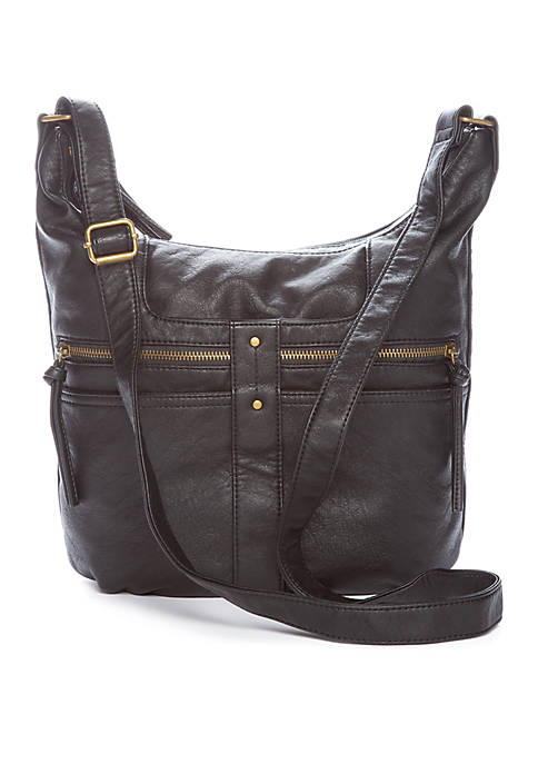 Bueno 2 Zip Large Crossbody