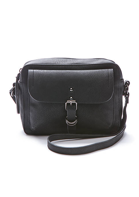 Bueno Shaded Grain Mini Camera Crossbody