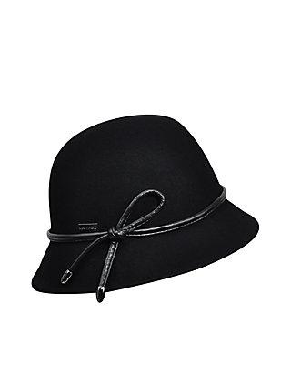 88fc817c78ad0 Betmar Hats Cristina Structured Felt Cloche Hat
