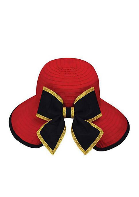 Betmar Hats Malta Ribbon Medium Brim Hat