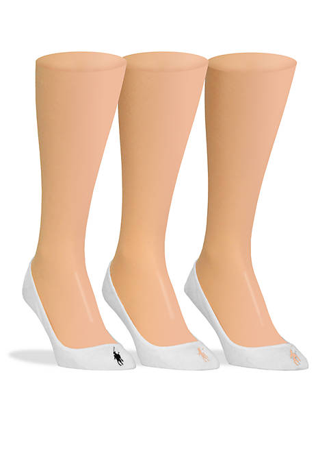 Polo Ralph Lauren Ultra Low Liner Socks