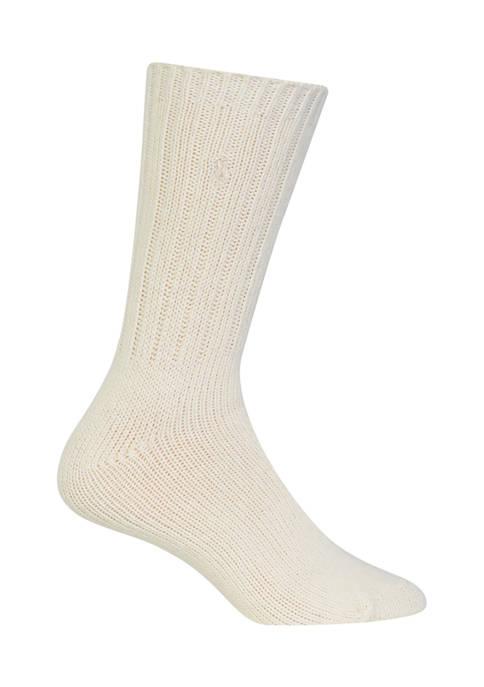 Wool Boot Socks
