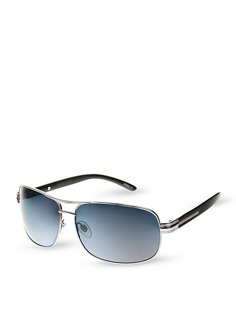 Dockers® Gun Metal Sunglasses